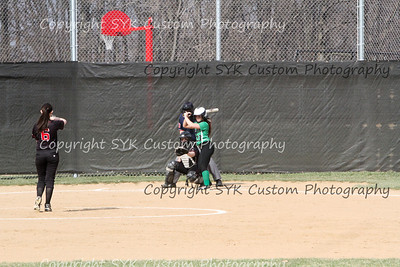WBHS Softball at Salem-1