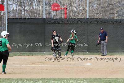 WBHS Softball at Salem-88