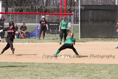 WBHS Softball at Salem-21