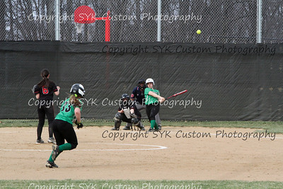 WBHS Softball at Salem-80