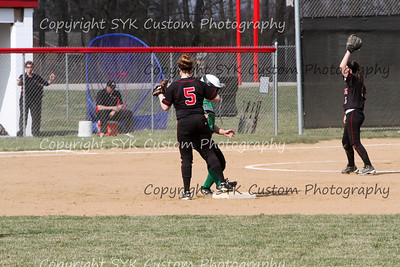 WBHS Softball at Salem-5