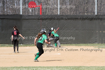 WBHS Softball at Salem-7