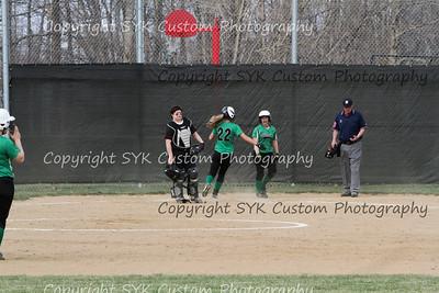 WBHS Softball at Salem-90