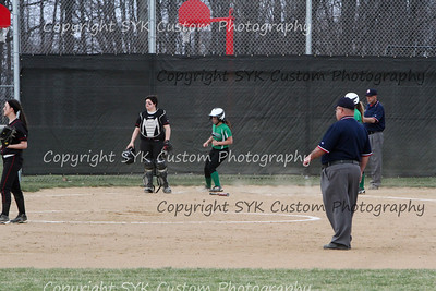 WBHS Softball at Salem-70