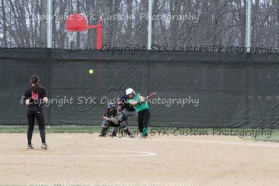 WBHS Softball at Salem-71