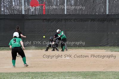 WBHS Softball at Salem-93