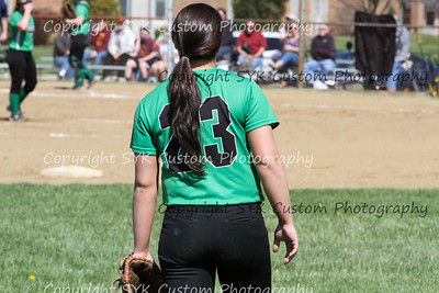 WBHS Softball at SouthEast-16