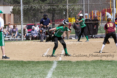 WBHS Softball at SouthEast-114