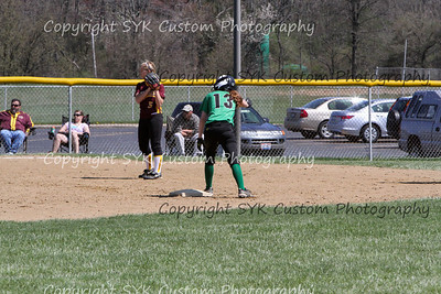 WBHS Softball at SouthEast-80