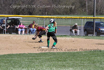 WBHS Softball at SouthEast-78