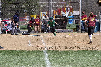 WBHS Softball at SouthEast-83