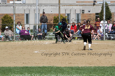 WBHS Softball at SouthEast-46