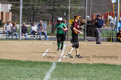 WBHS Softball at SouthEast-4