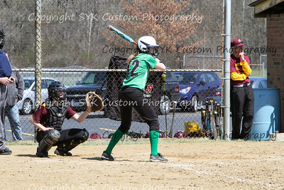 WBHS Softball at SouthEast-135