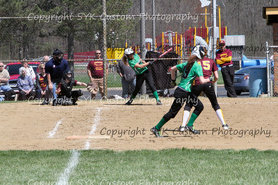 WBHS Softball at SouthEast-115