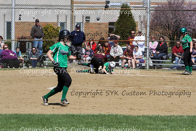 WBHS Softball at SouthEast-45