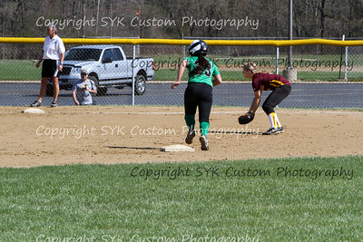 WBHS Softball at SouthEast-11