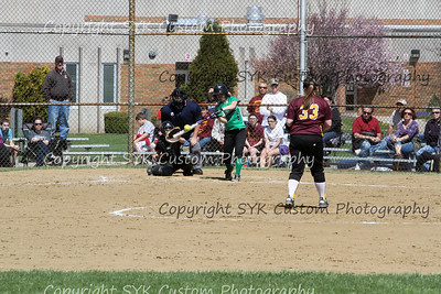 WBHS Softball at SouthEast-39