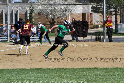 WBHS Softball at SouthEast-8