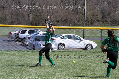 WBHS Softball at SouthEast-22