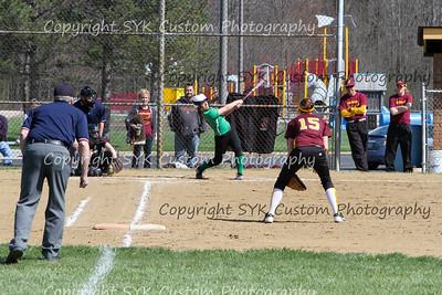 WBHS Softball at SouthEast-1