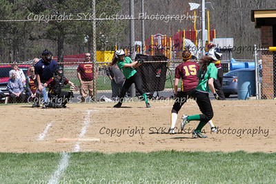 WBHS Softball at SouthEast-116
