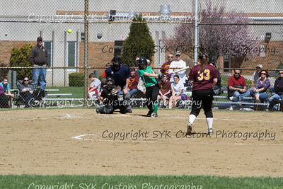 WBHS Softball at SouthEast-40