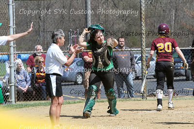 WBHS Softball at SouthEast-126