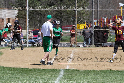 WBHS Softball at SouthEast-111