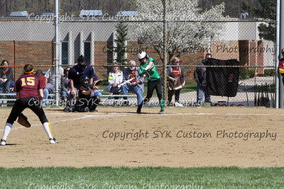 WBHS Softball at SouthEast-13