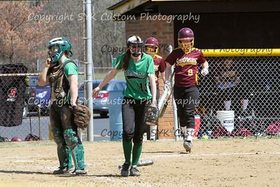 WBHS Softball at SouthEast-124