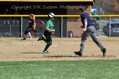 WBHS Softball at SouthEast-9