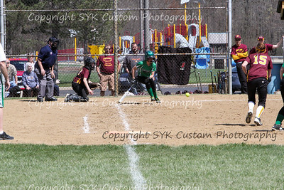 WBHS Softball at SouthEast-82