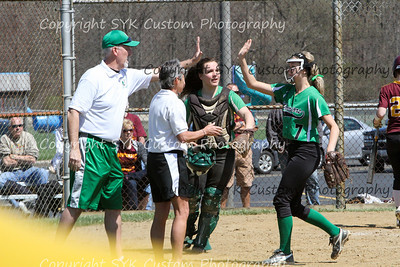 WBHS Softball at SouthEast-128