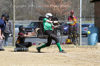 WBHS Softball at SouthEast-141
