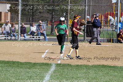 WBHS Softball at SouthEast-3