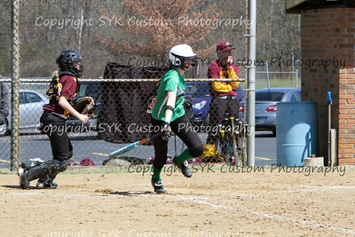 WBHS Softball at SouthEast-145