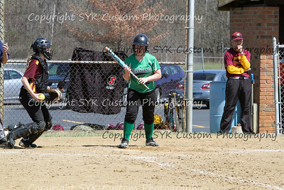 WBHS Softball at SouthEast-134