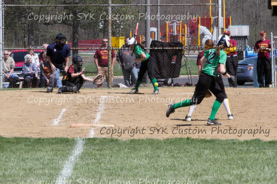 WBHS Softball at SouthEast-101