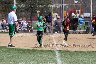 WBHS Softball at SouthEast-87