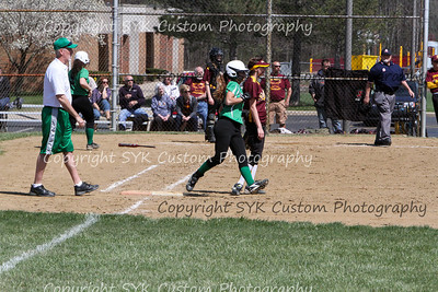 WBHS Softball at SouthEast-77