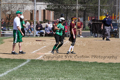 WBHS Softball at SouthEast-76