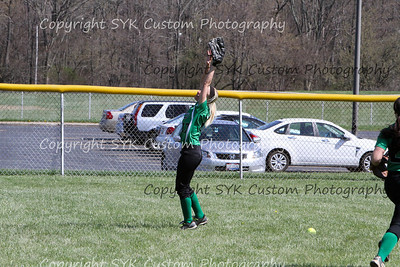 WBHS Softball at SouthEast-21