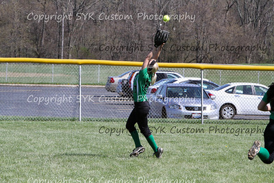 WBHS Softball at SouthEast-20