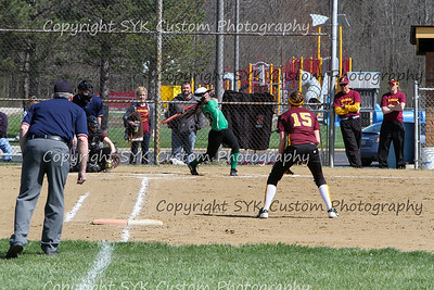 WBHS Softball at SouthEast-2