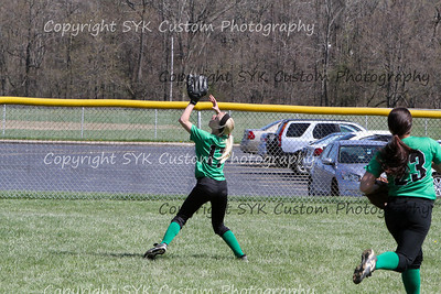 WBHS Softball at SouthEast-18