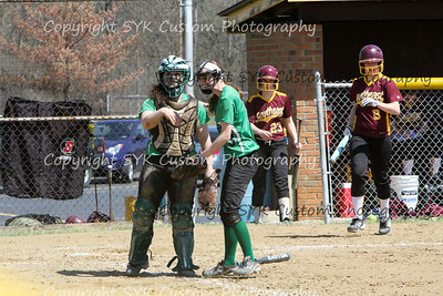 WBHS Softball at SouthEast-123