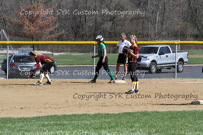 WBHS Softball at SouthEast-12