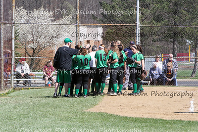 WBHS Softball at SouthEast-24