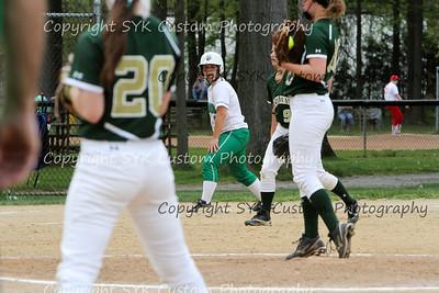 WBHS Softball at Ursaline-47